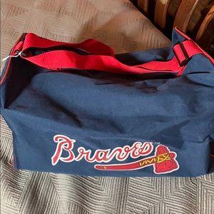 Atlanta Braves Duffle Bag